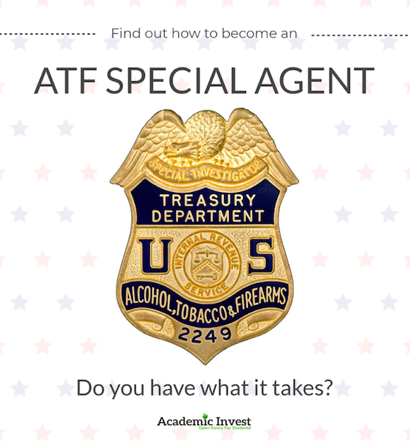How to Become an ATF Special Agent
