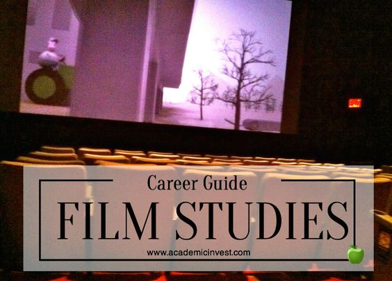 What you can do with a Film Studies Degree