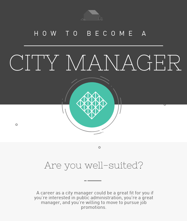 How to Become a City Manager