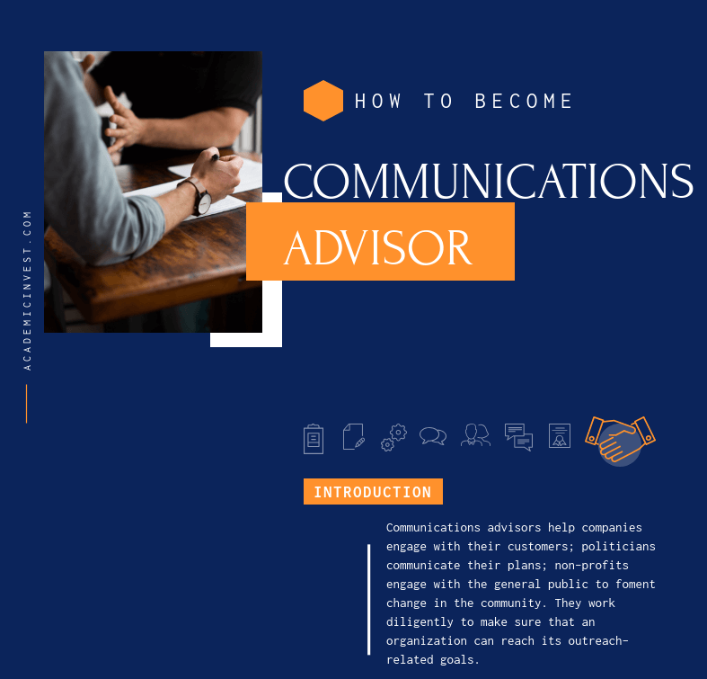 How to Become a Communications Advisor