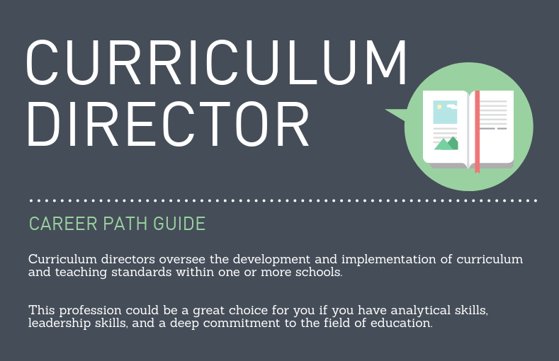 How to Become a Curriculum Director