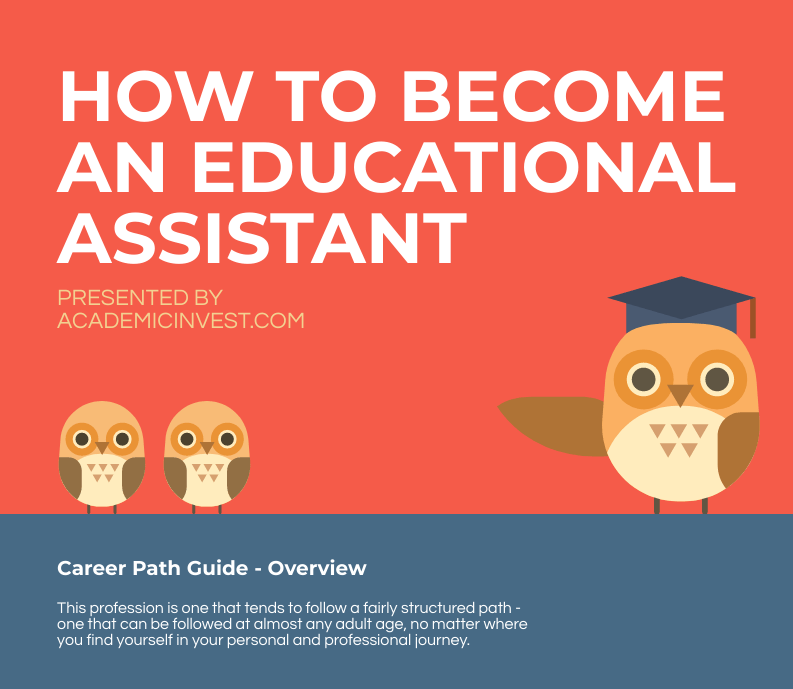 How to Become an Educational Assistant